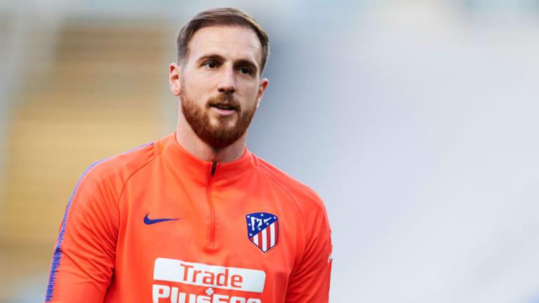 Oblak llega a un acuerdo para renovar con el Atlético de Madrid