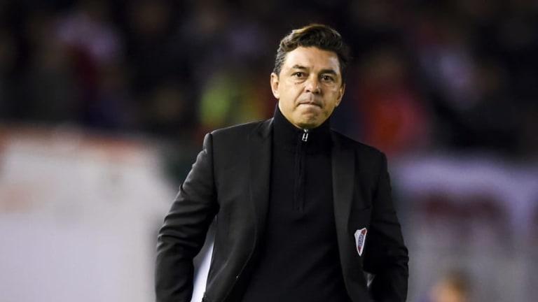 El probable equipo de River para jugar ante Cruzeiro en la vuelta de los octavos de final