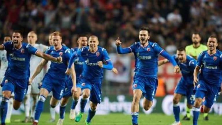 La surrealista tanda con 22 penaltis en un partido de la previa de la Champions League