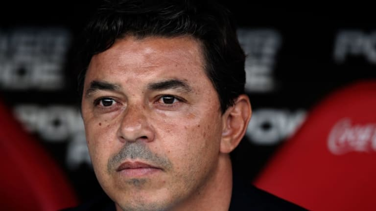 Pablo Lunatti reveló lo que hace Gallardo después de cada final ganada
