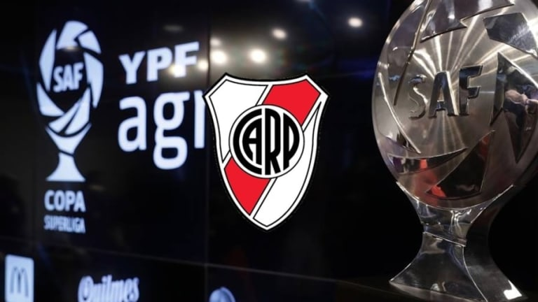 River ya tiene día confirmado para el debut en la Copa de la Superliga