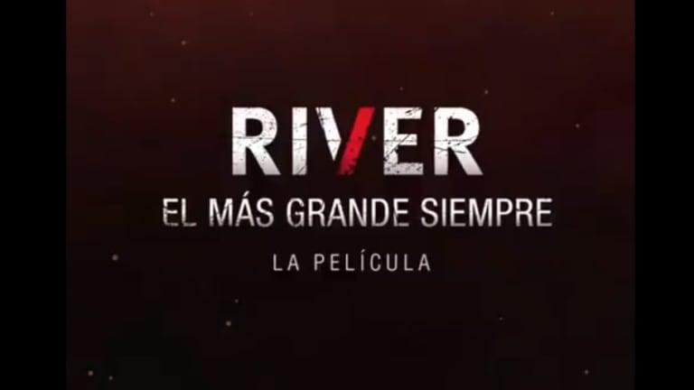 Se confirmó la fecha de estreno de la película de River en el cine