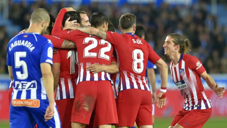 Lo bueno, lo malo y lo feo del Deportivo Alavés-Atlético de Madrid (0-4)