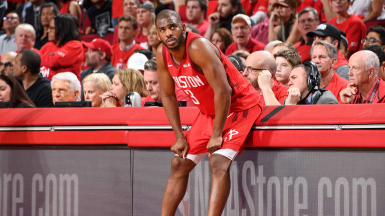 Would a Chris Paul Trade Work for the Wolves?   Open Floor Podcast