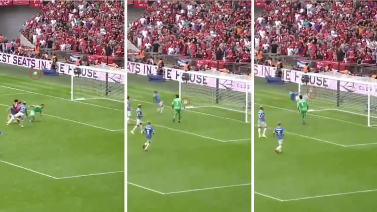 Kyle Walker Saves the Day for Man City With Jaw-Dropping Goal-Line Clearance