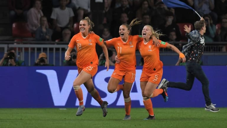 Women's World Cup Roundup: Netherlands Saved By Last-Minute Penalty as Italy Beat Wasteful China