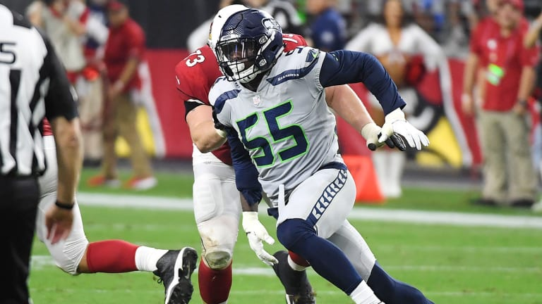 Frank Clark Traded to Chiefs: Will the Pass Rusher Be Worth the Premium?