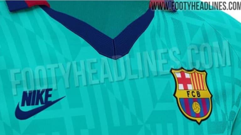 Se filtra la que sería la tercera equipación del Barcelona para la 2019/2020