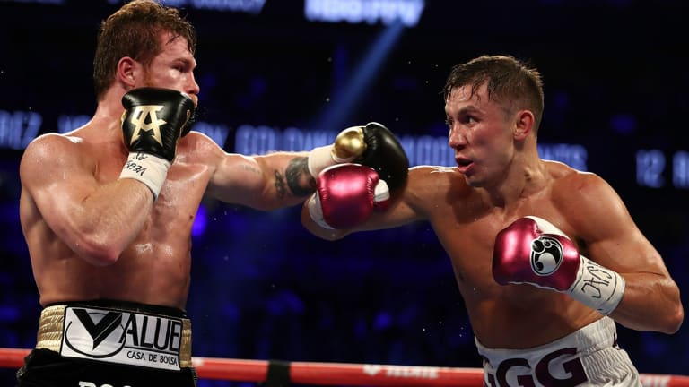 Source: Canelo-GGG Negotiations Hit Road Block for Third Fight