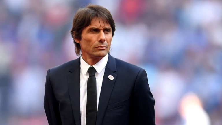Antonio Conte Officially Appointed Inter Head Coach Following Luciano Spalletti's Departure