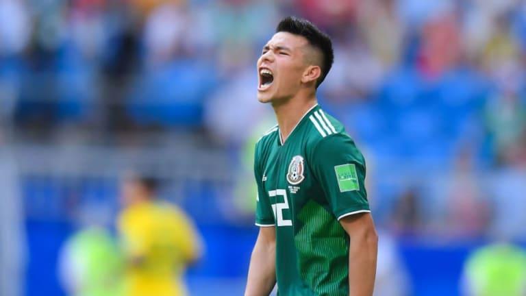Lozano anhela una Selección Mexicana más fuerte con el 'Tata' Martino