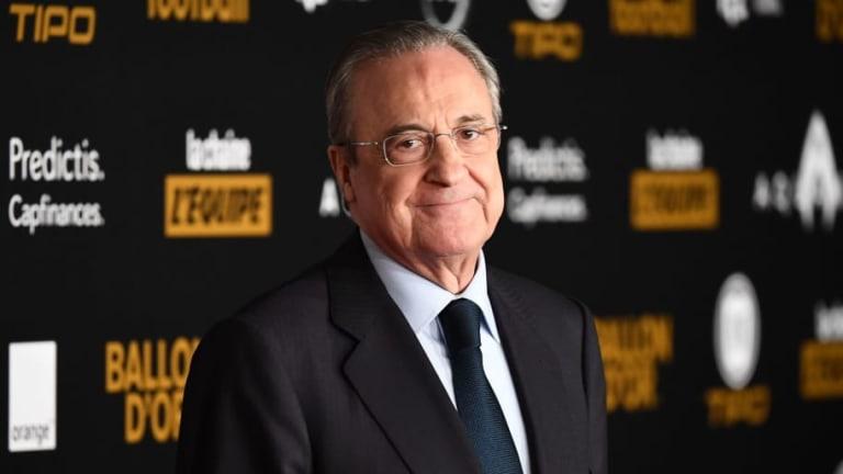 La última vez que el Real Madrid estaba sin opciones a títulos a estas alturas, Florentino dimitió