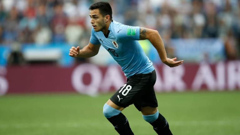 Tottenham Interested in Summer Move for Barcelona Target Maxi Gomez
