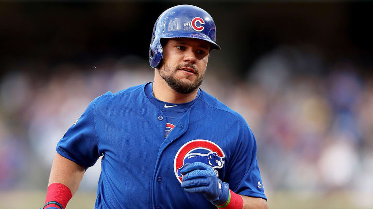 Stock Ticker: Kyle Schwarber Shining as Cubs' Leadoff Hitter