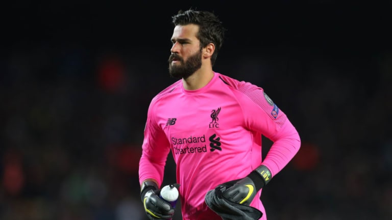Ray Clemence Says Alisson Is 'an Exceptional Goalkeeper' Following Outstanding Liverpool Season