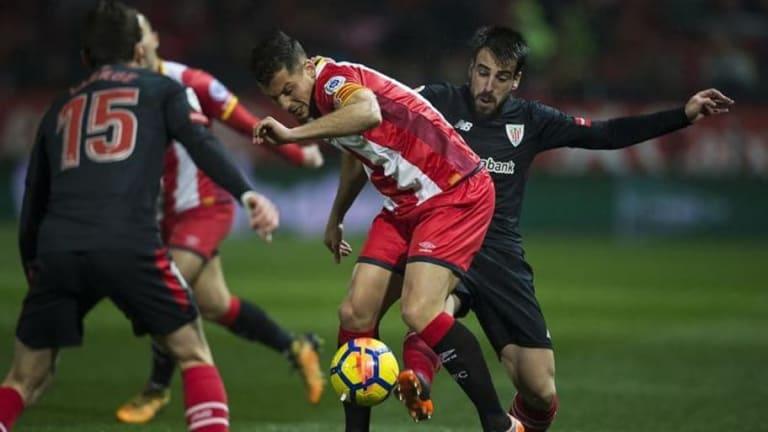 Girona-Athletic Bilbao | Alineaciones confirmadas