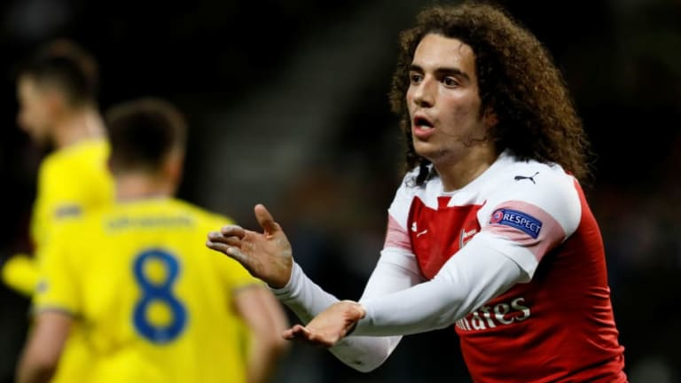 Arsenal Fans React to Rumours Linking Matteo Gendouzi With £60m Move to PSG