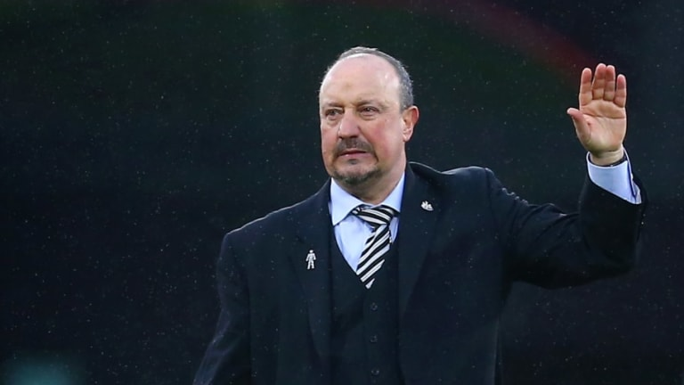 Rafa Benitez Claims He Is Unsure of Newcastle Future With '10 Years' Left in Football