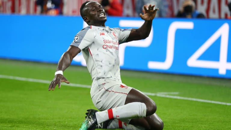 Sadio Mane Misses Liverpool Training Ahead of Fulham Clash After Champions League Heroics