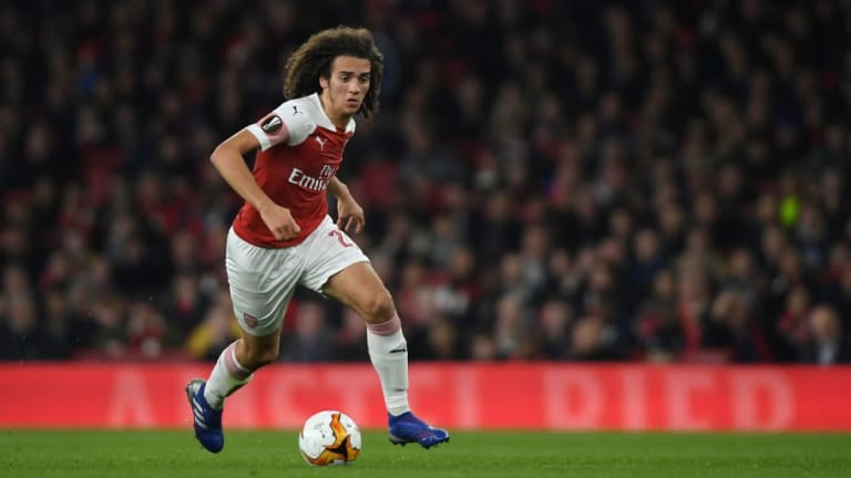 Matteo Guendouzi Reveals Why He Wasn't Intimidated After Surprise Arsenal Move Last Summer