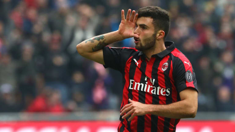 Wolves Announce Signing of Patrick Cutrone From AC Milan on 4-Year Deal