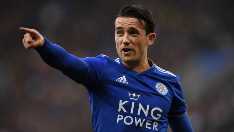 Manchester City May Have to Break Transfer Record to Sign Ben Chilwell From Leicester
