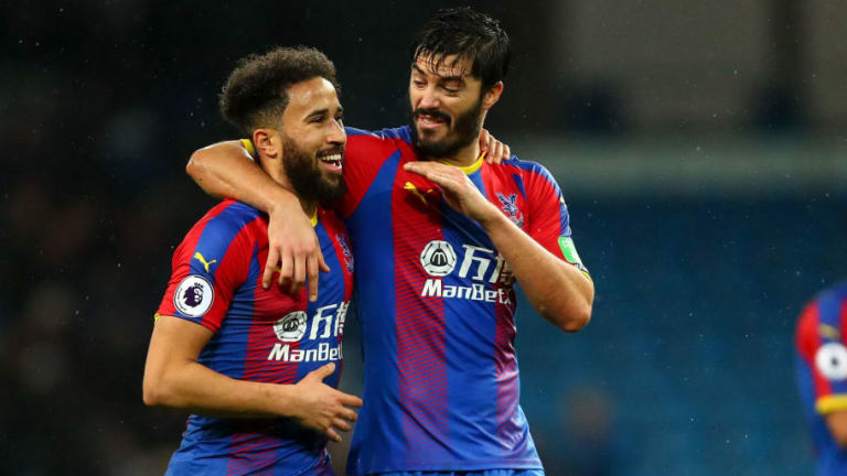 Andros Townsend Wins Premier League Goal of the Month for Stunning December Volley