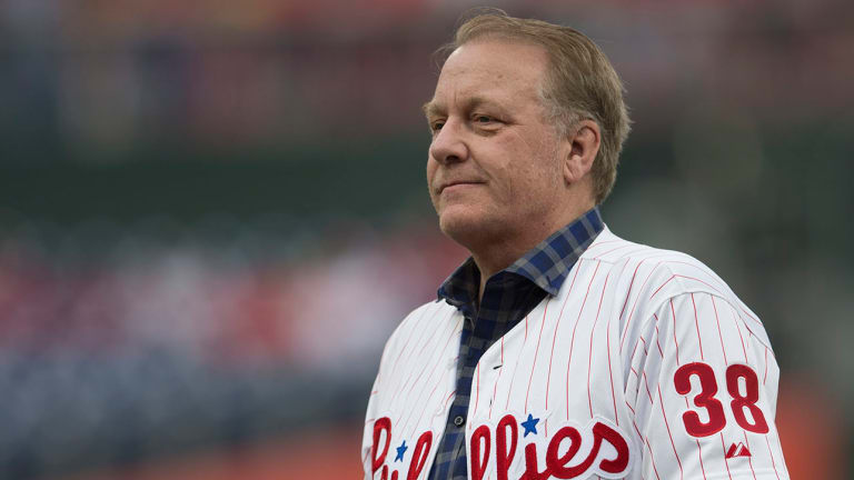 Curt Schilling Not Elected to Baseball Hall of Fame for Seventh Year