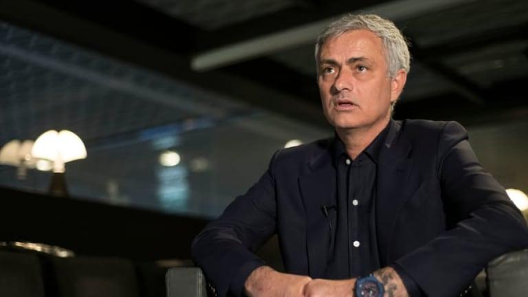 Afirman que Mourinho podría dirigir a un equipo de la Ligue 1
