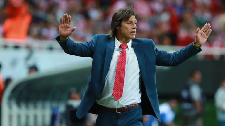 Matías Almeyda confesó que admira a Carlos Vela desde sus años de entrenador en México