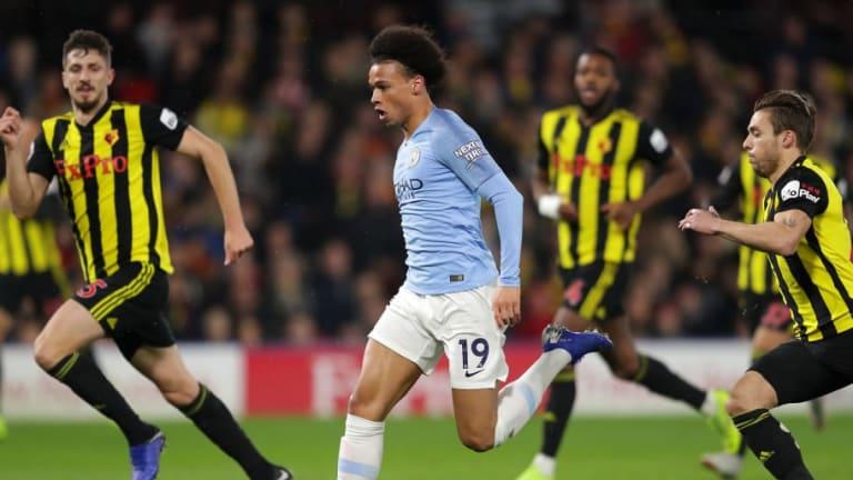 Manchester City-Watford   Alineaciones confirmadas
