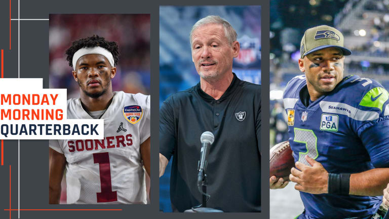 Mock Draft: Kyler Murray Goes No. 1, Then Five Players Stand Out From the Pack