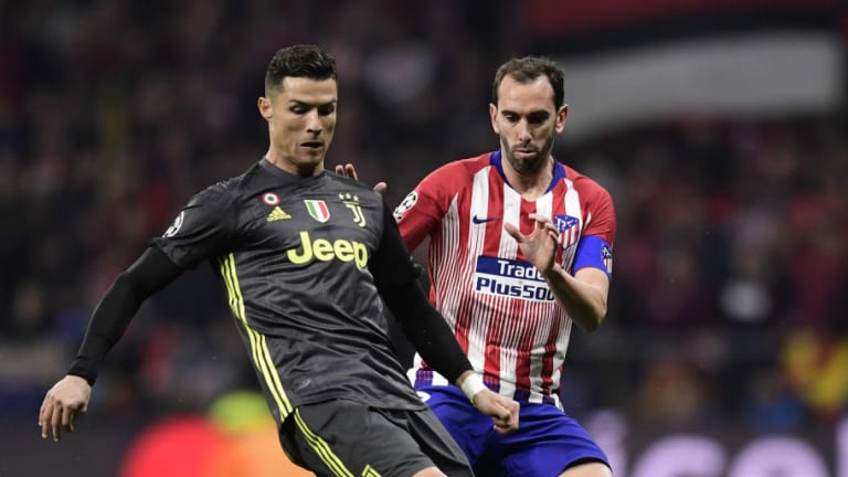 Diego Simeone Offers Fitness Update on Diego Godin Ahead of Juventus Clash