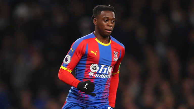 Aaron Wan-Bissaka Targeted by Tottenham & Man Utd as Crystal Palace Star Continues to Impress
