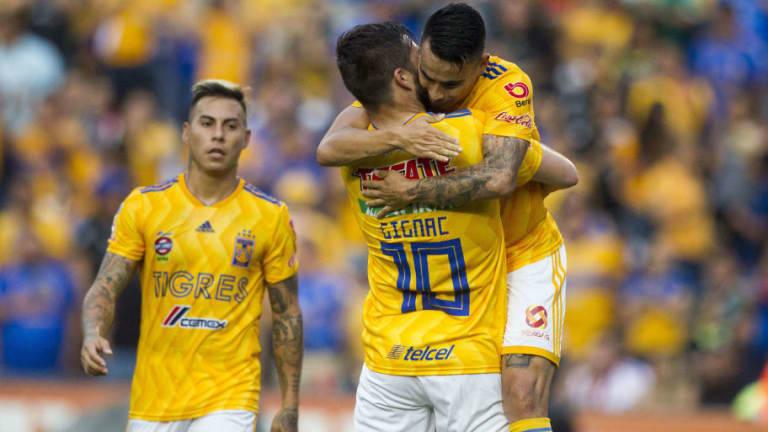 El 1x1 de Tigres tras su victoria frente a Chivas