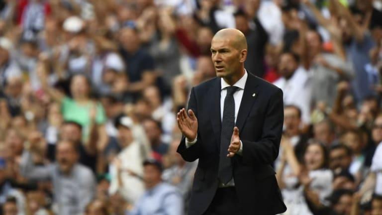 Real Madrid to Hand Zinedine Zidane €500m Transfer War Chest as Los Blancos Target Superstar Trio