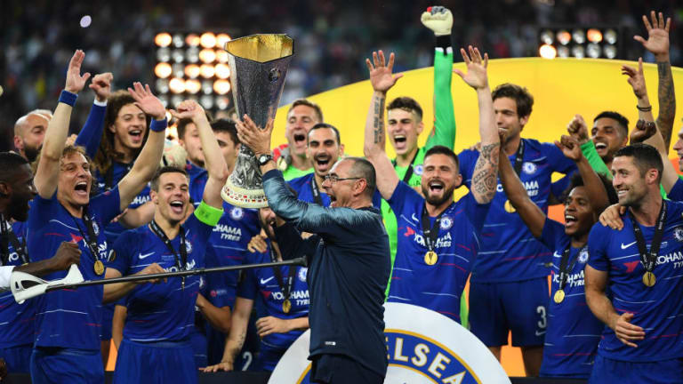 Congratulations to Chelsea - And to Maurizio Sarri, Who Stuck it to the Critics of 'Sarriball'