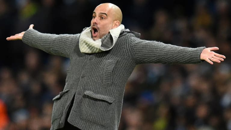 Pep Guardiola Warns Man City's Incredible Form Will Not Continue Without Return of Injured Players