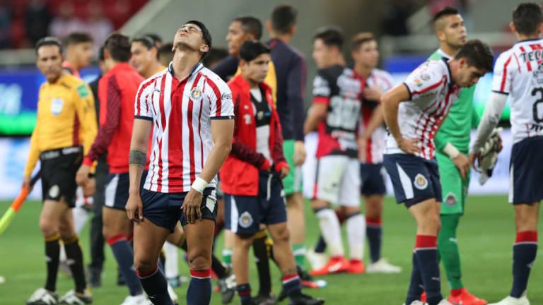 Chivas, cerca de igualar su peor década con respecto a Liguillas no jugadas