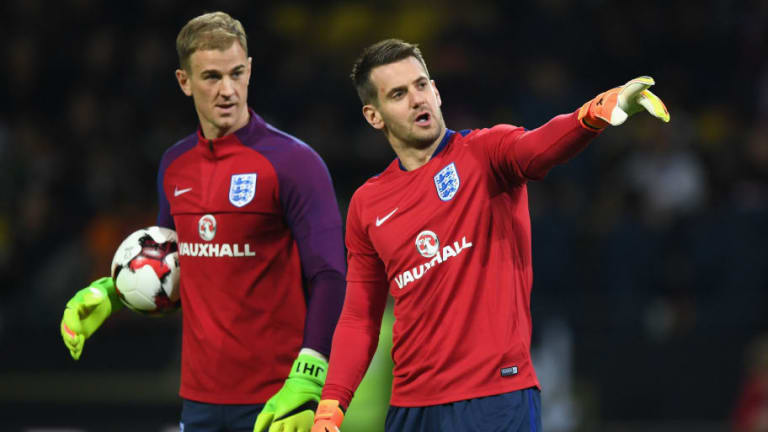 Burnley Goalkeeper Tom Heaton Admits Struggles in Competition With Joe Hart Left Him 'Hurting'