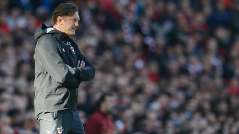 Ralph Hasenhüttl Laments 'Disaster' Injury to Michael Obafemi After Arsenal Defeat