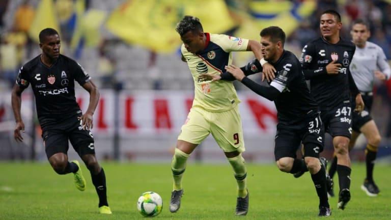 Lo bueno, lo malo y lo feo que se vio del partido de Copa MX entre América y Necaxa