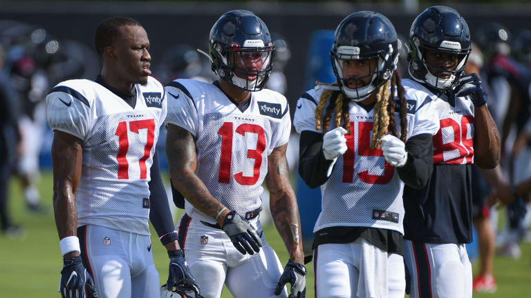 Five Observations From Texans Training Camp