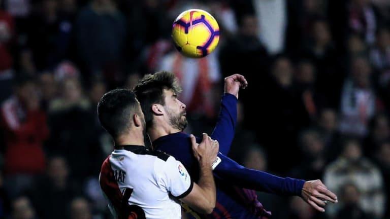 FC Barcelona-Rayo Vallecano   Alineaciones confirmadas