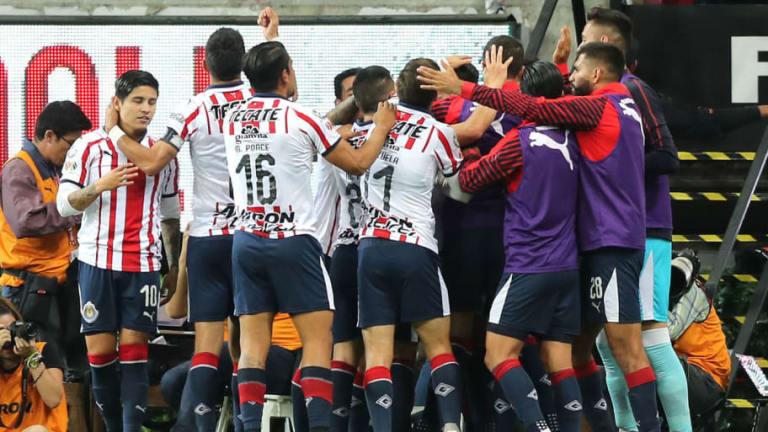 El XI ideal de Chivas para el Apertura 2019