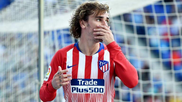 Según SER, el entorno de Griezmann da por hecha su salida del Atlético de Madrid