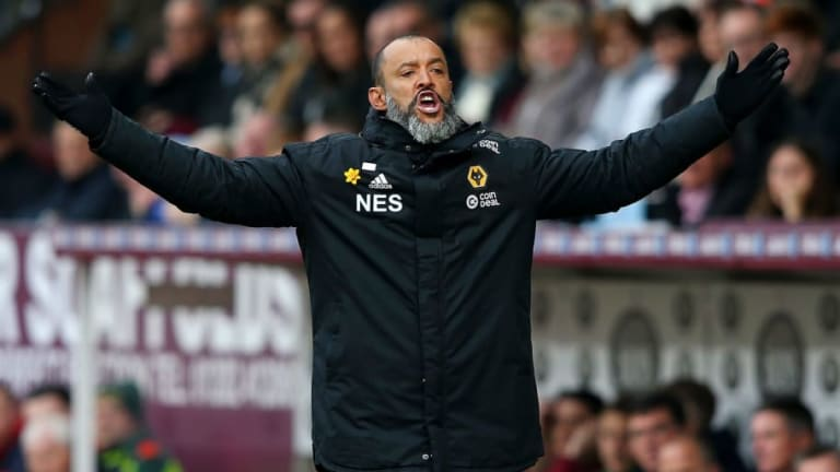 Nuno Espirito Santo Rues Costly Early Goal After Wolves Suffer Surprise 2-0 Defeat at Burnley