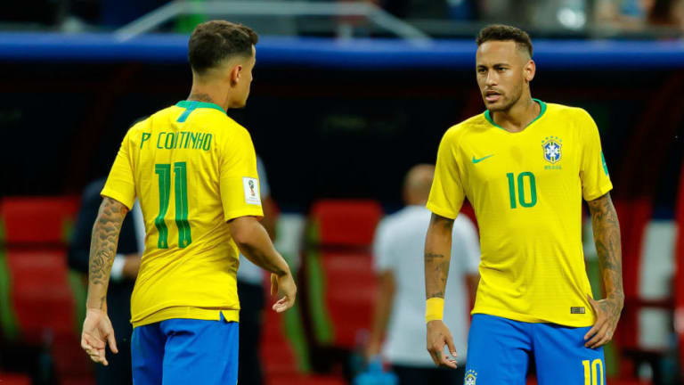 Barcelona 'Could Sell' Philippe Coutinho to Fund Sensational Neymar Return to Camp Nou
