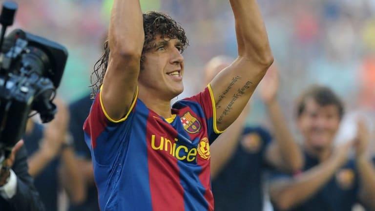 VÍDEO | La felicitación del FC Barcelona a Puyol por su cumpleaños