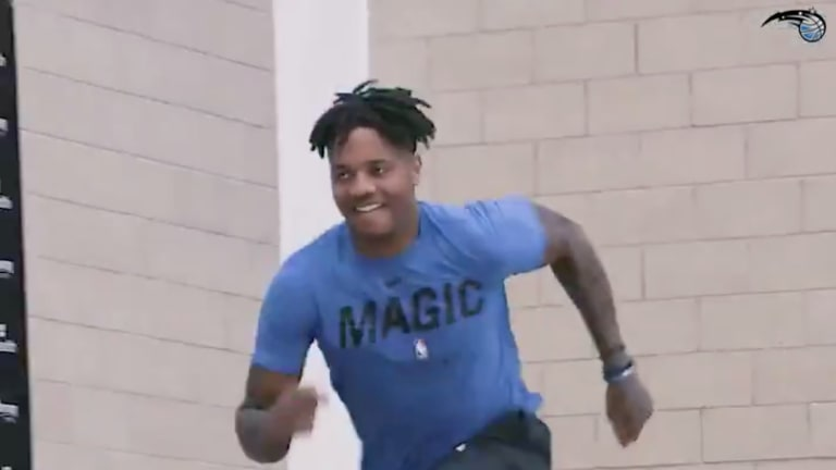 NBA Offseason Workout Tapes Reach New Low With Markelle Fultz Hype Video